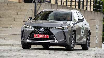 74 New Lexus Ux 2019 Price 2 History with Lexus Ux 2019 Price 2