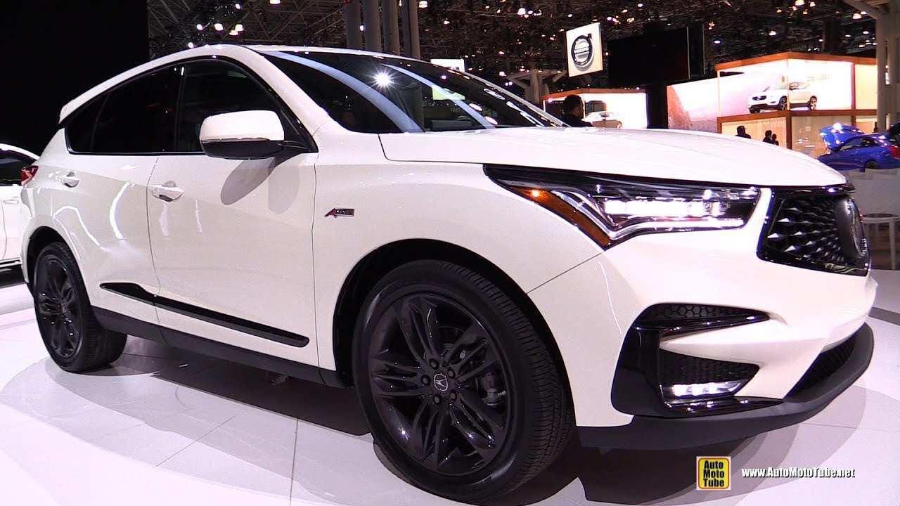74 New New Rdx Acura 2019 Price Specs Spesification for New Rdx Acura 2019 Price Specs