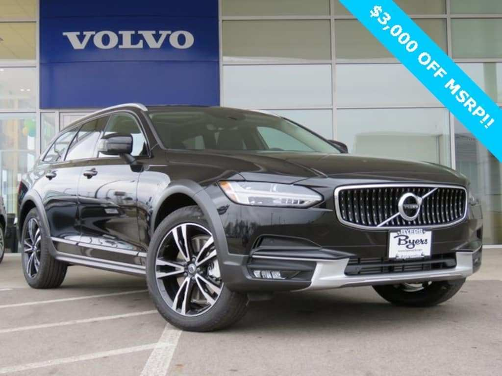 74 New New Volvo 2019 V90 Cross Country Overview And Price New Concept with New Volvo 2019 V90 Cross Country Overview And Price