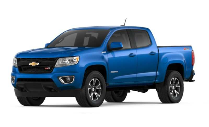 74 New The Gmc Colorado 2019 Redesign Price And Review Release by The Gmc Colorado 2019 Redesign Price And Review
