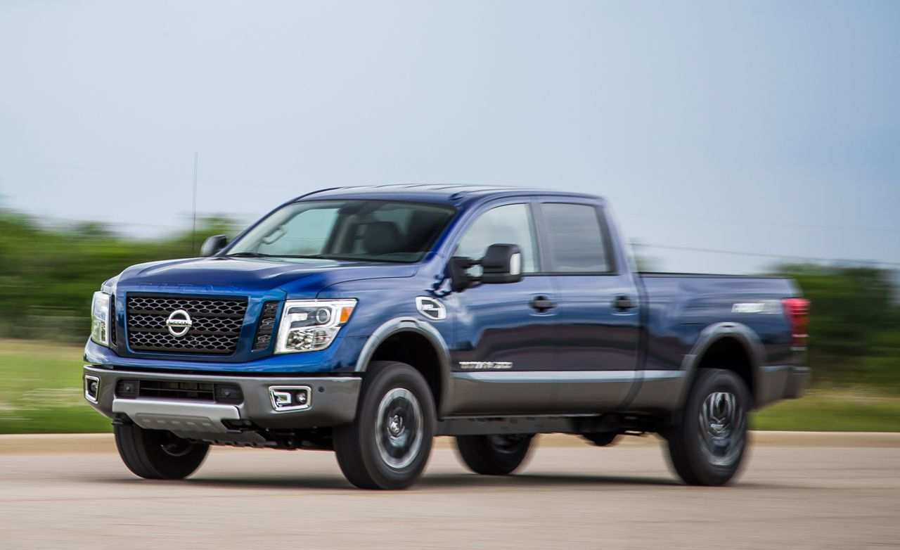 74 The Best Nissan 2019 Titan Xd Overview And Price Reviews with Best Nissan 2019 Titan Xd Overview And Price