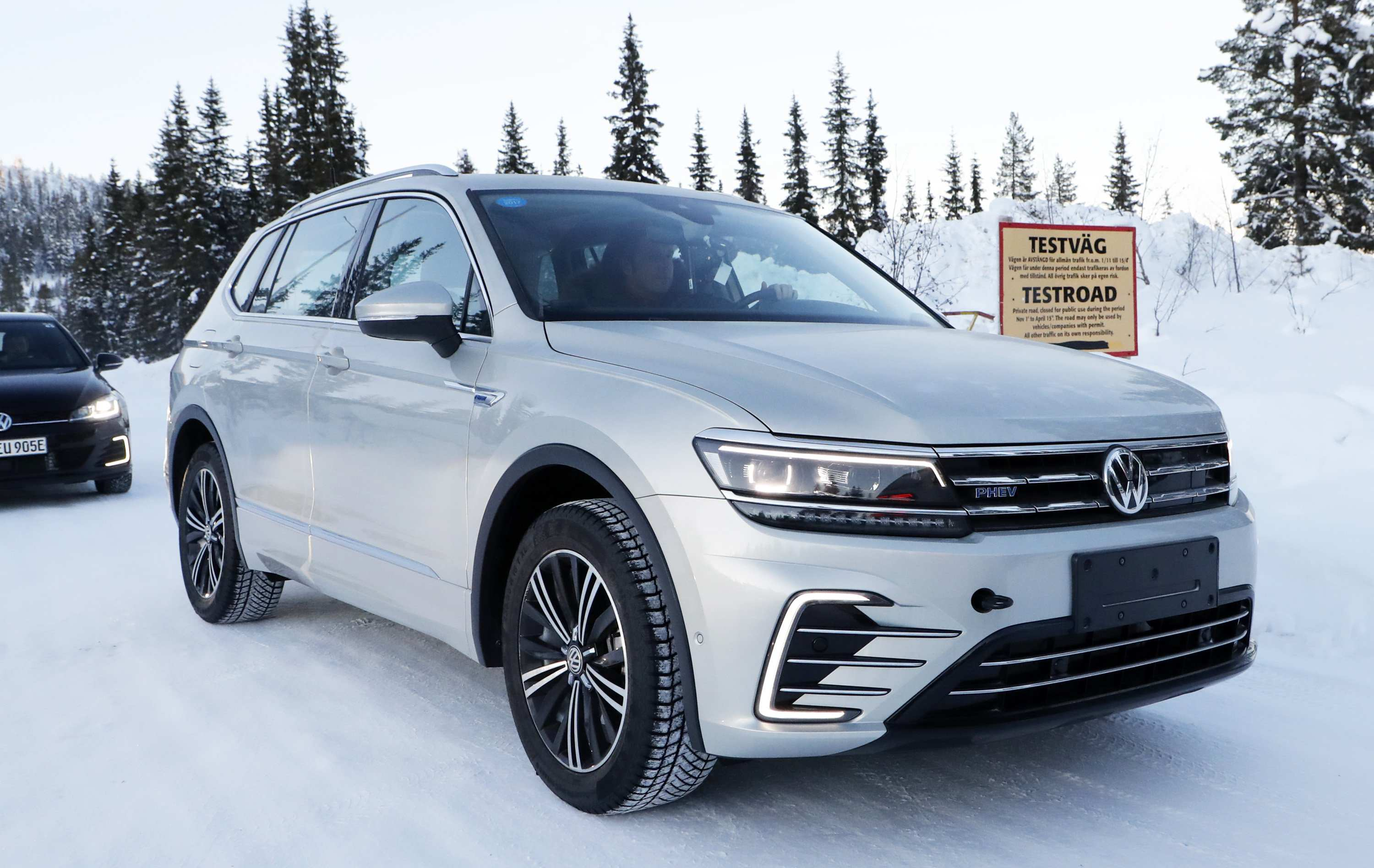 74 The Best Volkswagen 2019 Tiguan Concept Exterior with Best Volkswagen 2019 Tiguan Concept