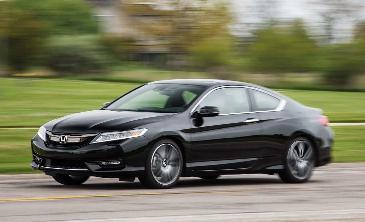 74 The Honda 2019 Accord Coupe Review Configurations with Honda 2019 Accord Coupe Review