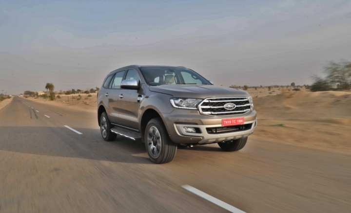 75 All New Best Ford Endeavour 2019 Performance And New Engine Spy Shoot by Best Ford Endeavour 2019 Performance And New Engine