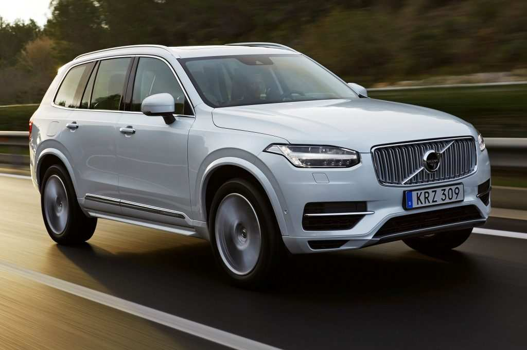 75 All New Best Volvo 2019 Xc90 Release Date And Specs Prices for Best Volvo 2019 Xc90 Release Date And Specs