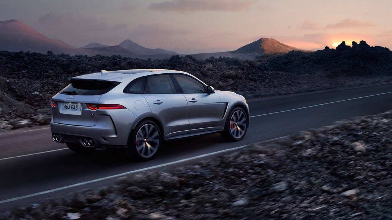 75 All New Jaguar F Pace 2019 Interior Price And Release Date Speed Test by Jaguar F Pace 2019 Interior Price And Release Date