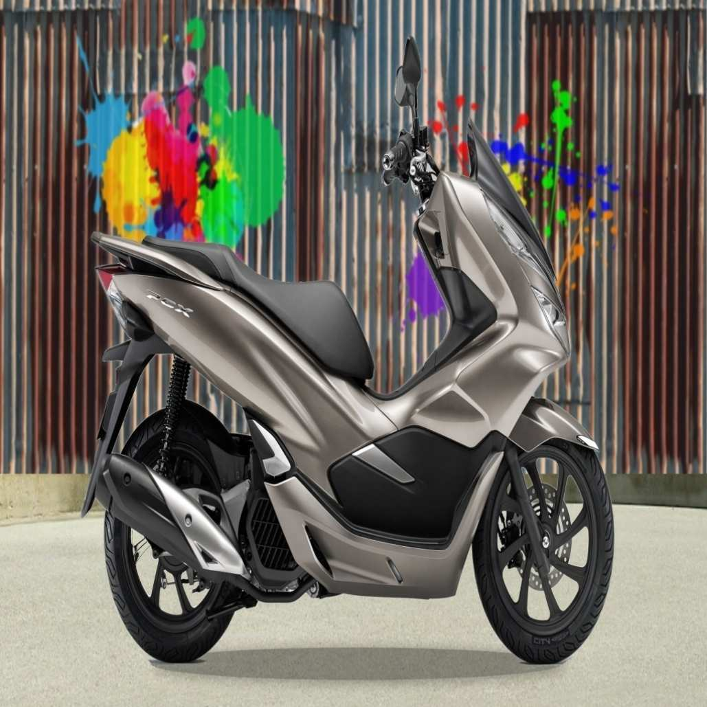 75 All New New 2019 Honda Pcx150 Redesign Exterior by New 2019 Honda Pcx150 Redesign