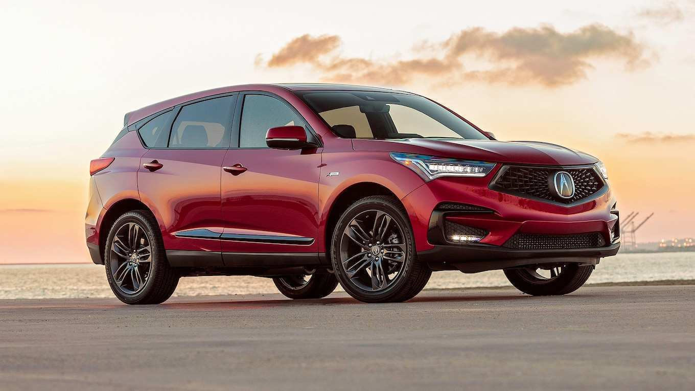 75 All New The Acura Rdx 2019 Release Date Usa Spy Shoot Performance and New Engine by The Acura Rdx 2019 Release Date Usa Spy Shoot