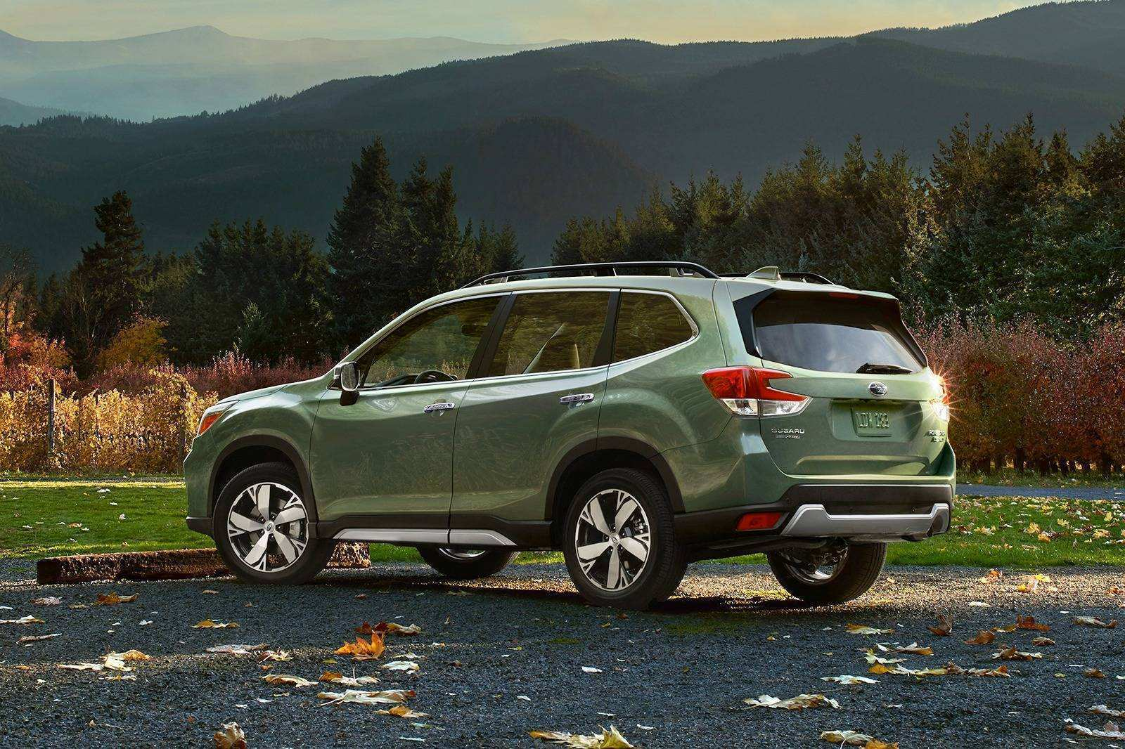 75 Best Review 2019 Subaru Forester Mpg Picture with 2019 Subaru Forester Mpg