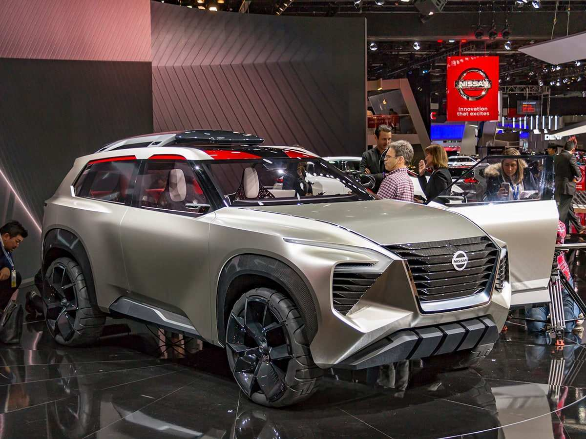 75 Concept of New Nissan Xmotion 2019 Release Date Spy Shoot for New Nissan Xmotion 2019 Release Date