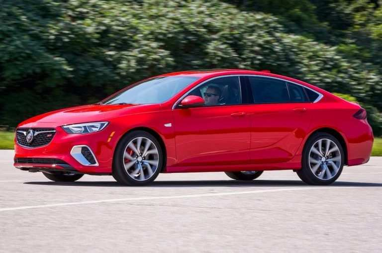 75 Gallery of 2019 Buick Regal Sportback Gs Release Date Spesification for 2019 Buick Regal Sportback Gs Release Date