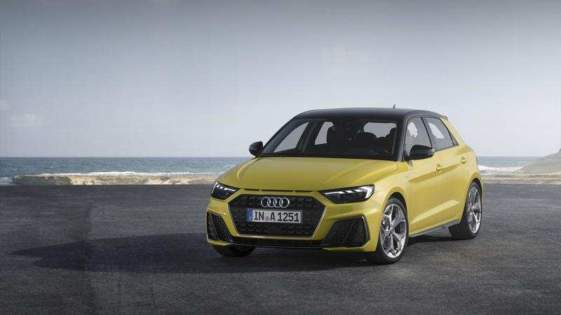 75 Gallery of Best Audi City Car 2019 Exterior Exterior with Best Audi City Car 2019 Exterior