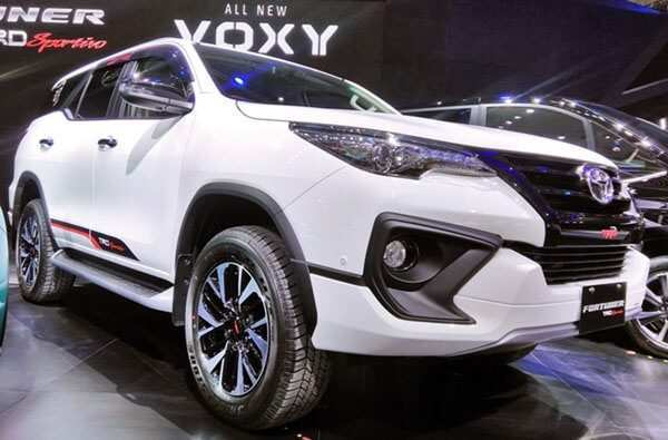 75 Gallery of Fortuner Toyota 2019 New Concept by Fortuner Toyota 2019