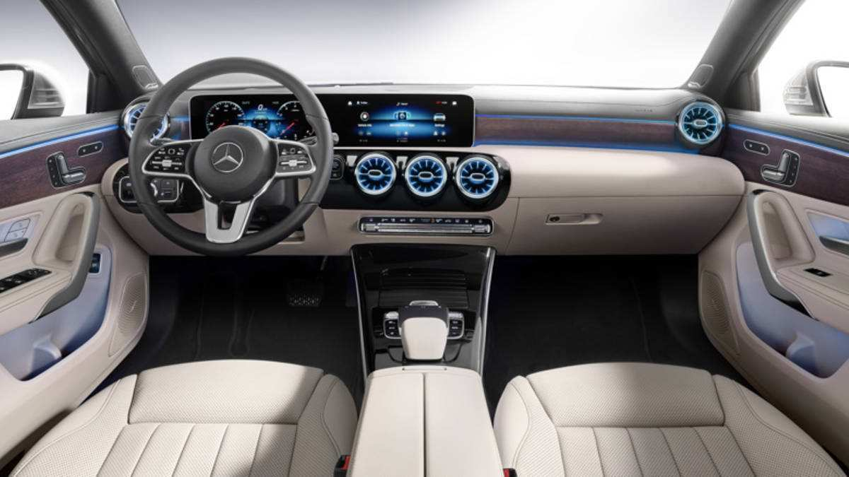 75 Gallery of Mercedes A Class 2019 Interior Research New with Mercedes A Class 2019 Interior
