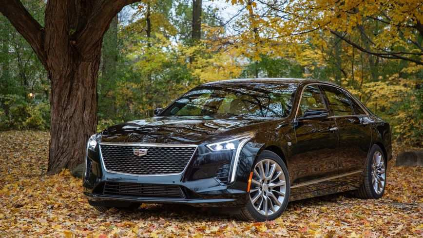 75 Gallery of New Ct6 Cadillac 2019 Price Review And Specs Interior by New Ct6 Cadillac 2019 Price Review And Specs