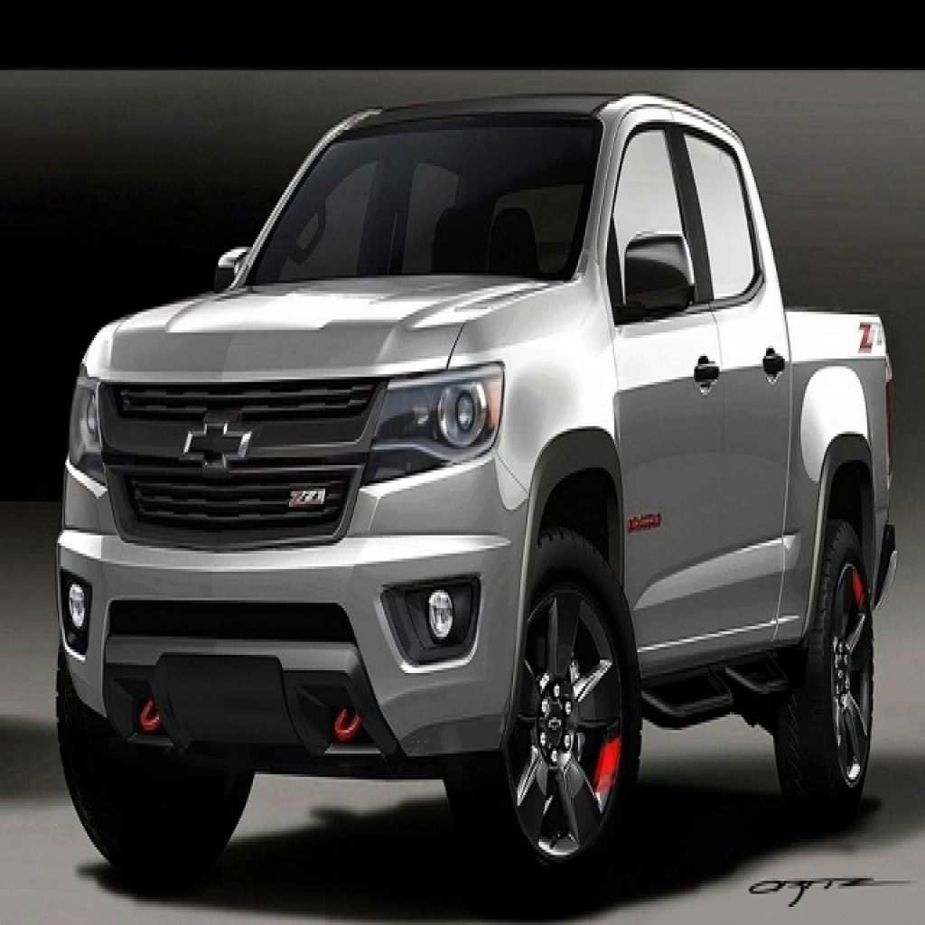 75 Gallery of The Gmc Colorado 2019 Redesign Price And Review Style for The Gmc Colorado 2019 Redesign Price And Review