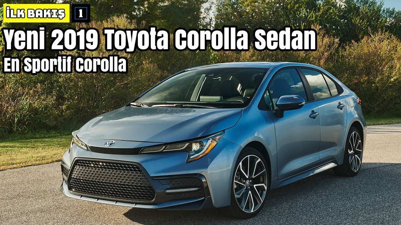 75 Gallery of Toyota 2019 Se Release Date by Toyota 2019 Se