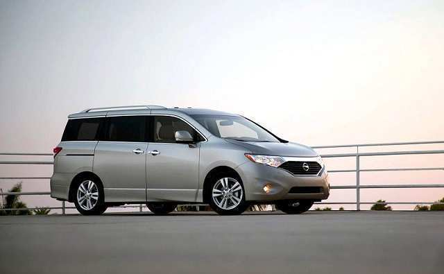 75 Great New Nissan Quest 2019 Exterior Redesign with New Nissan Quest 2019 Exterior