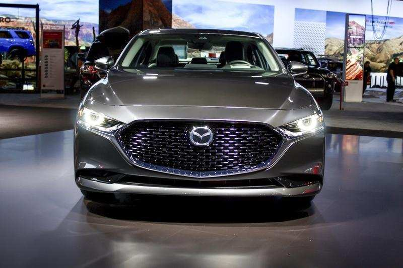 75 Great The Mazda 3 2019 Debut Exterior Price and Review