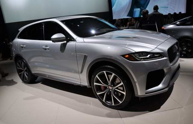 75 New 2019 Jaguar F Pace Svr Price Price Pricing for 2019 Jaguar F Pace Svr Price Price