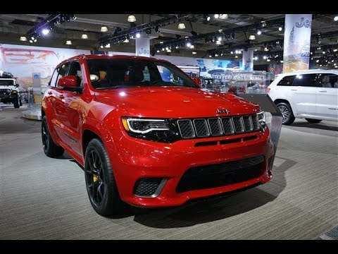 75 New 2019 Jeep Grand Cherokee Trackhawk Speed Test by 2019 Jeep Grand Cherokee Trackhawk
