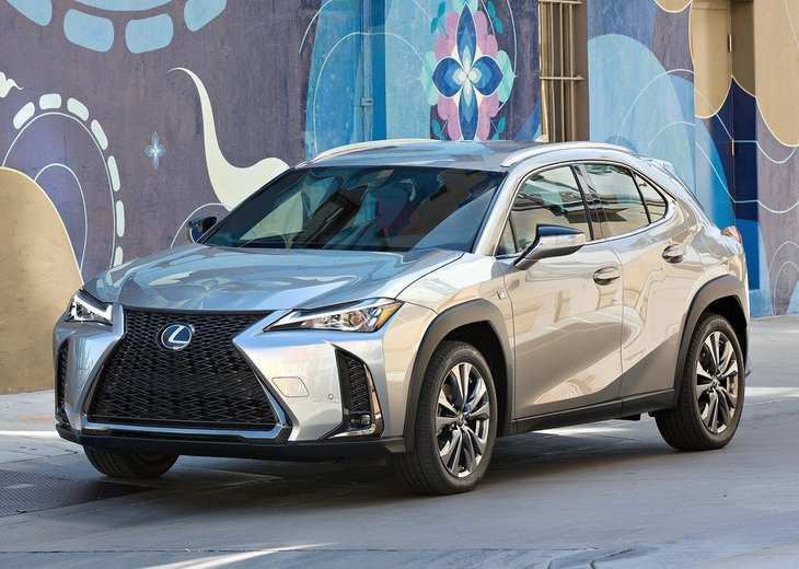 75 New Lexus Ux 2019 Price 2 Performance by Lexus Ux 2019 Price 2