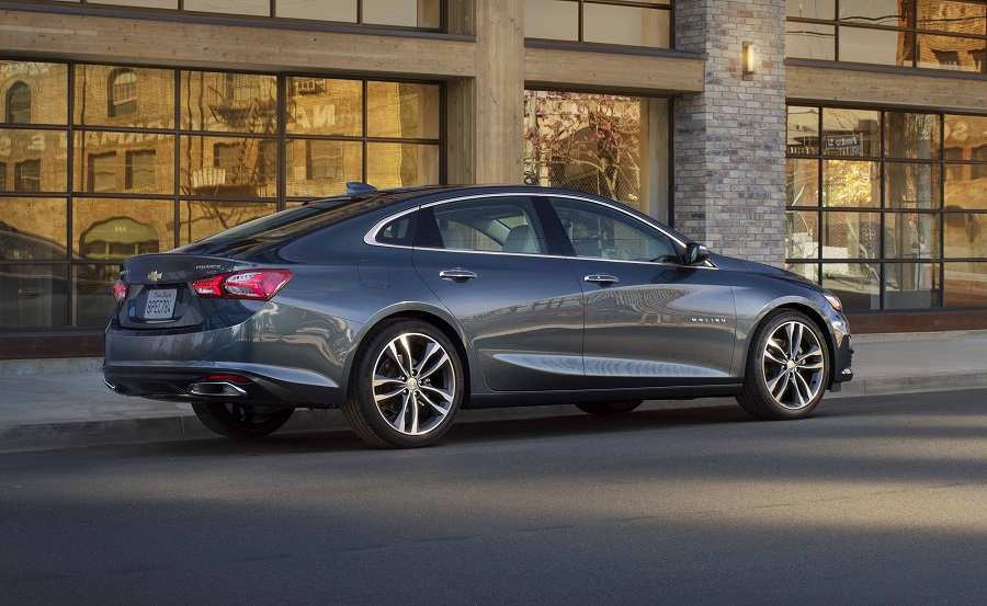 75 New New Chevrolet Malibu 2019 Release Date Exterior And Interior Review Redesign by New Chevrolet Malibu 2019 Release Date Exterior And Interior Review