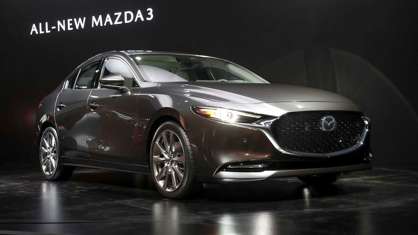 75 New New Mazda 2019 Electric Review And Price Rumors by New Mazda 2019 Electric Review And Price