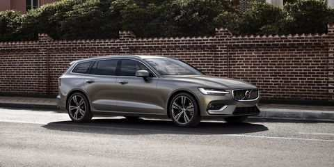 75 New New Volvo V60 2019 Ground Clearance New Engine Redesign and Concept by New Volvo V60 2019 Ground Clearance New Engine