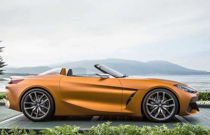 75 New The Bmw 2019 Z4 Dimensions Specs And Review Photos by The Bmw 2019 Z4 Dimensions Specs And Review