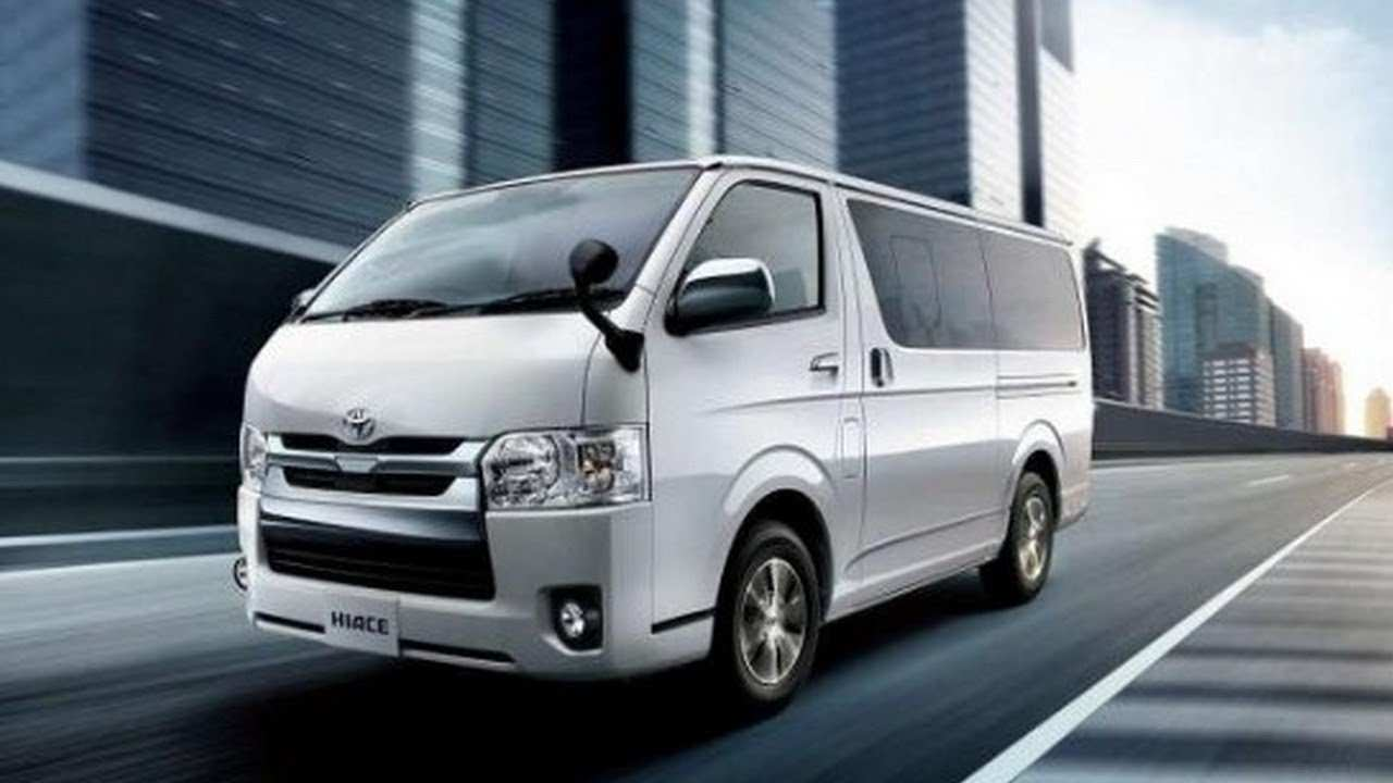 75 New Toyota Hiace 2019 Engine by Toyota Hiace 2019