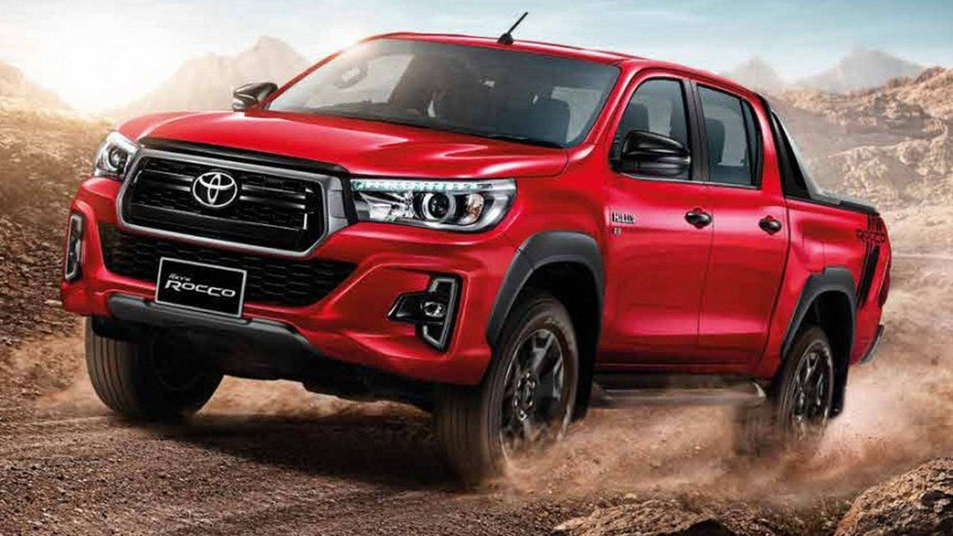 75 The Best Toyota Hilux 2019 Facelift Concept Images for Best Toyota Hilux 2019 Facelift Concept