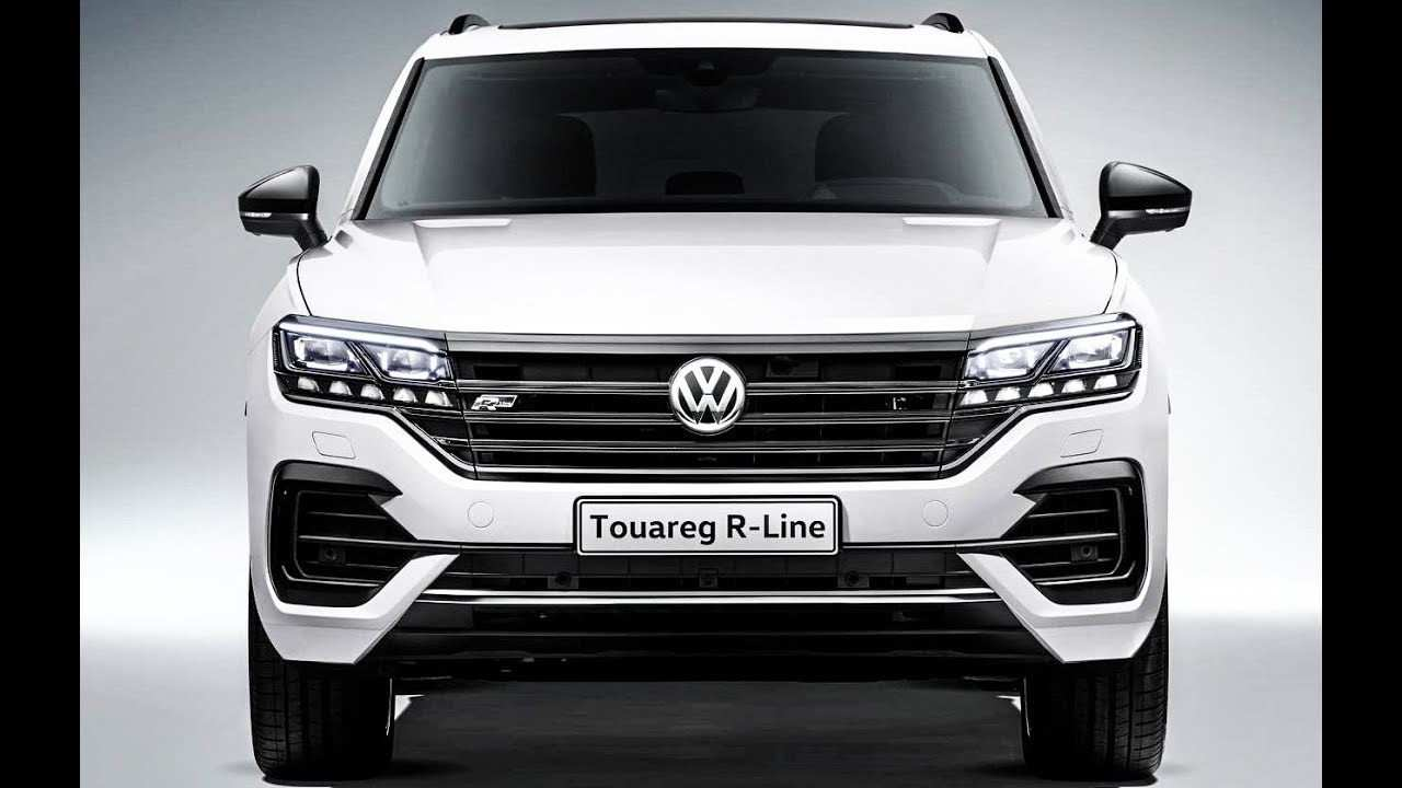 75 The Best Volkswagen 2019 Tiguan Concept Style for Best Volkswagen 2019 Tiguan Concept