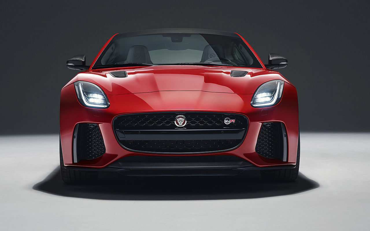 75 The Jaguar Svr 2019 Exterior by Jaguar Svr 2019
