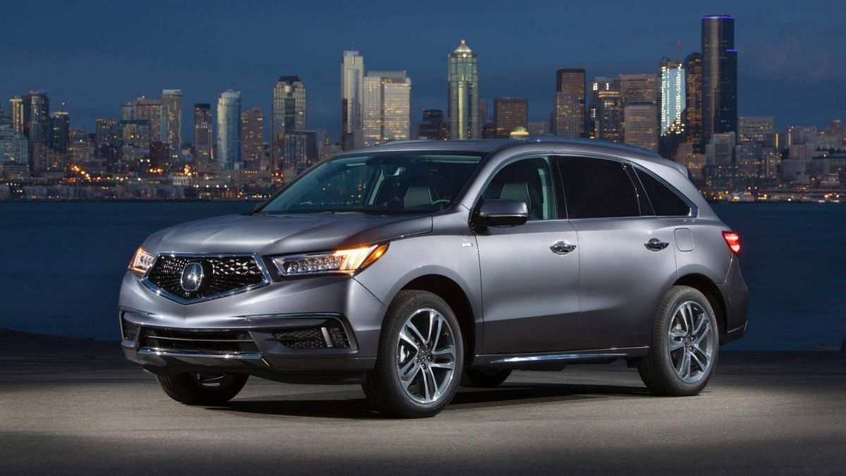 75 The New 2019 Acura Rlx Sport Hybrid Redesign Price And Review Configurations for New 2019 Acura Rlx Sport Hybrid Redesign Price And Review