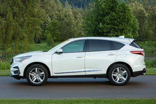 75 The New 2019 Acura V6 Turbo First Drive Price Performance And Review Exterior by New 2019 Acura V6 Turbo First Drive Price Performance And Review