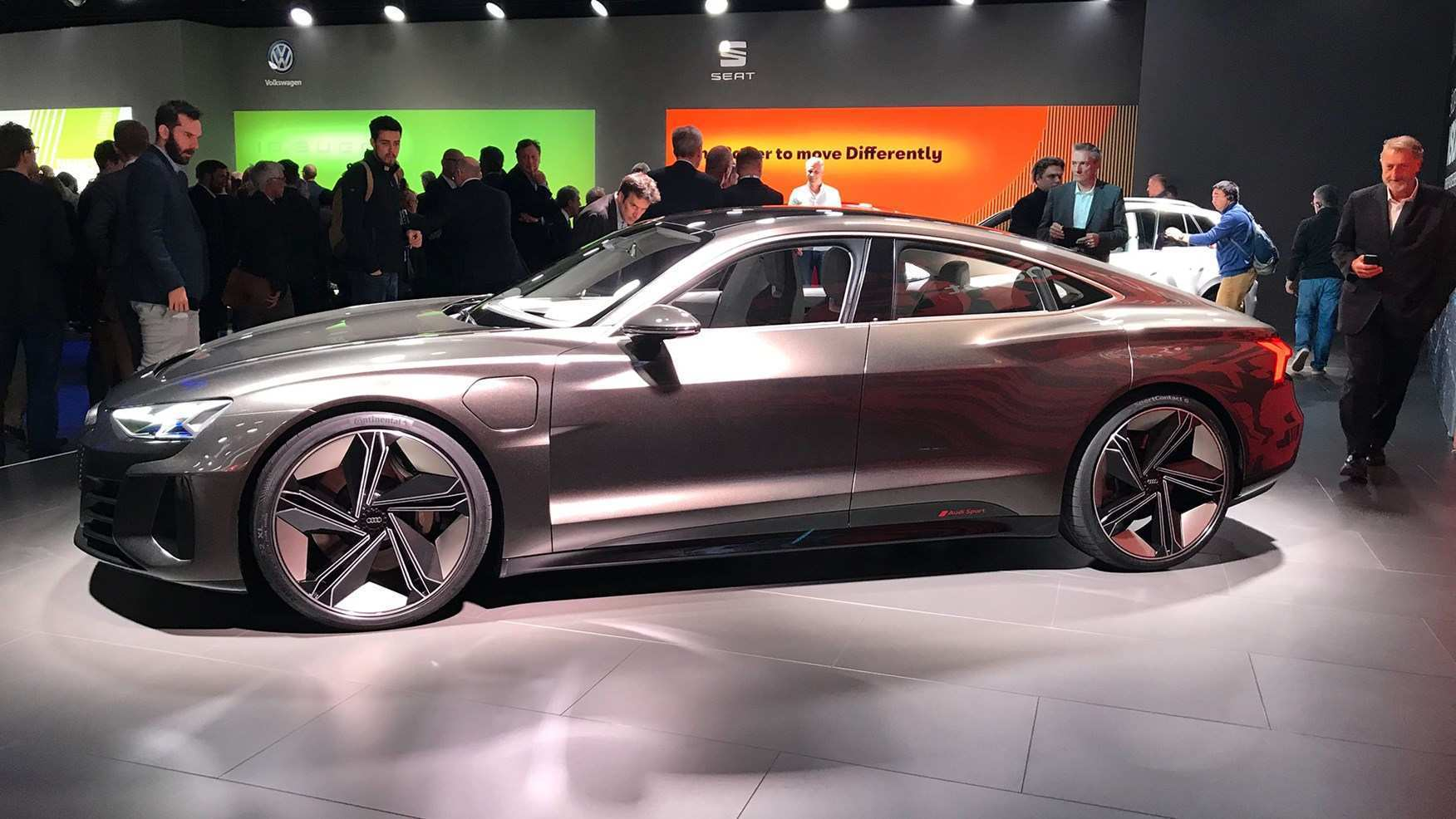 75 The New Fastest Audi 2019 Concept Interior for New Fastest Audi 2019 Concept