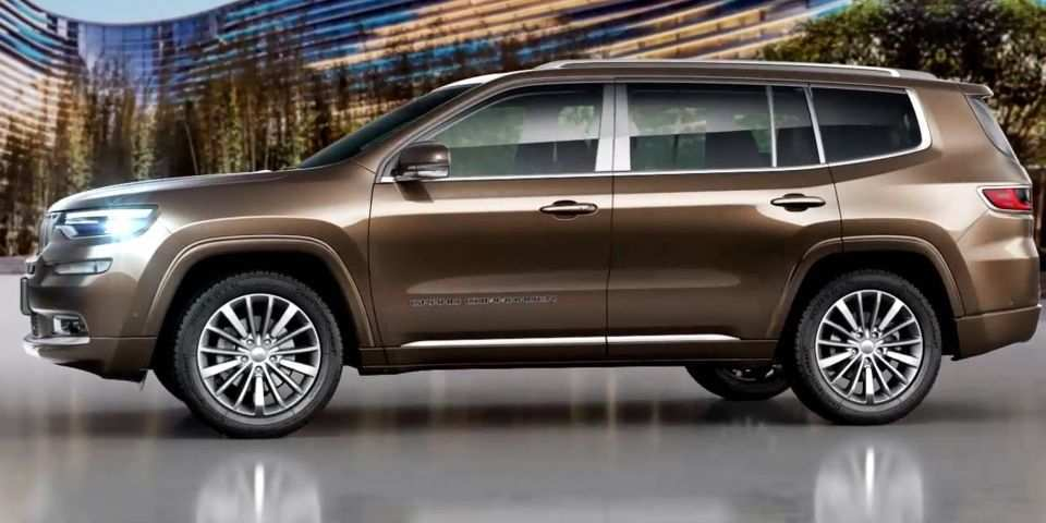 75 The New Jeep Grand Commander 2019 Price Price and Review by New Jeep Grand Commander 2019 Price