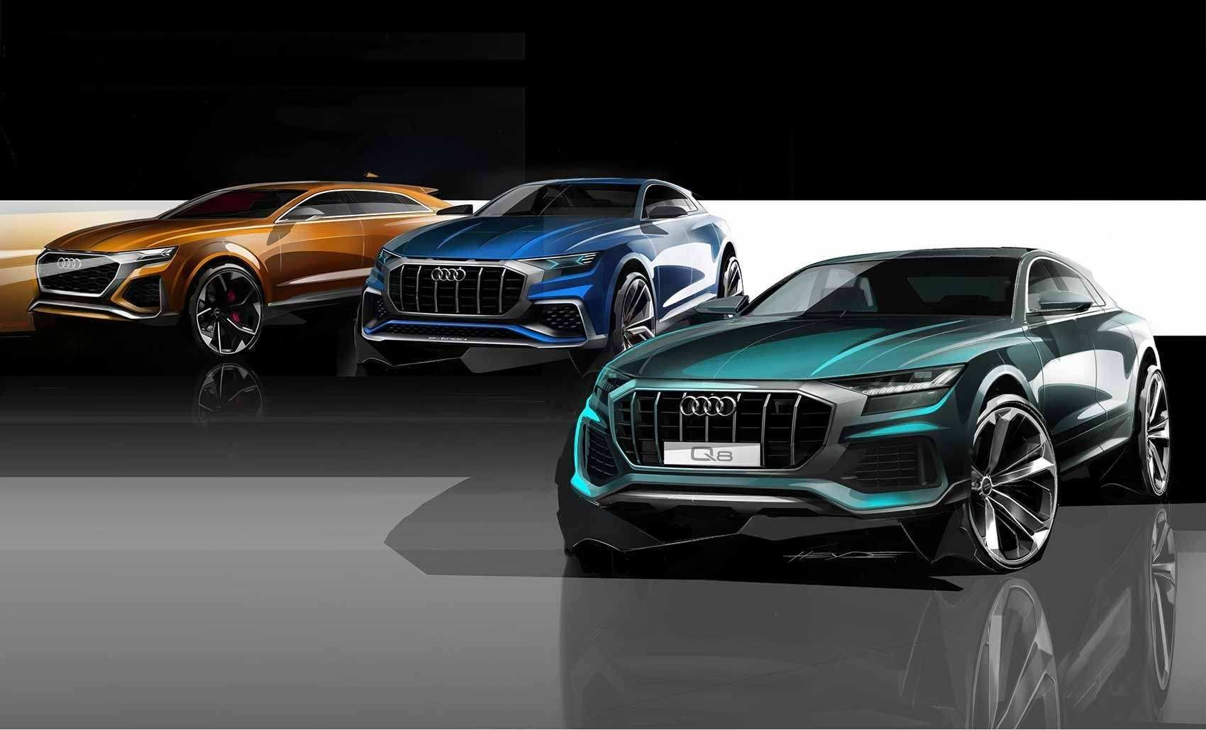 75 The The Audi 2019 Changes Spy Shoot Release Date for The Audi 2019 Changes Spy Shoot
