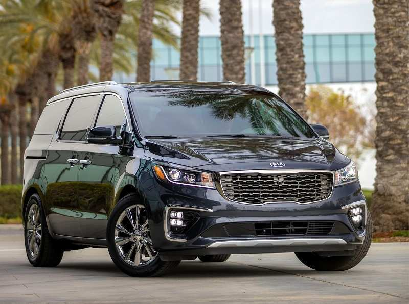 75 The The Kia Minivan 2019 Exterior Configurations by The Kia Minivan 2019 Exterior