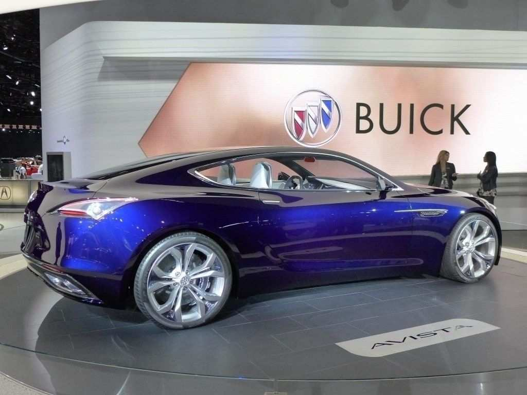 76 All New New Buick Concept 2019 Redesign History with New Buick Concept 2019 Redesign