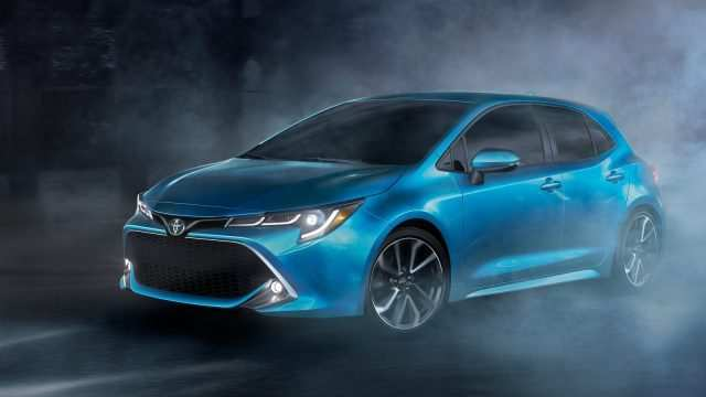 76 All New The Price Of 2019 Toyota Corolla Hatchback Picture Specs and Review by The Price Of 2019 Toyota Corolla Hatchback Picture