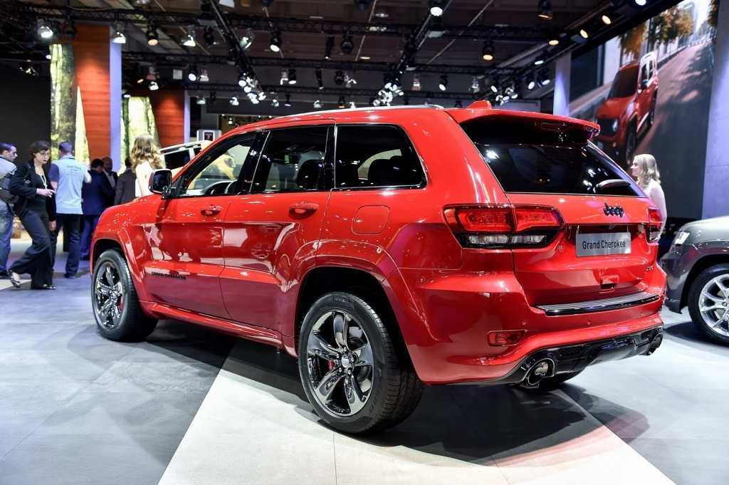 76 Best Review 2019 Dodge Grand Cherokee Release Date Exterior for 2019 Dodge Grand Cherokee Release Date