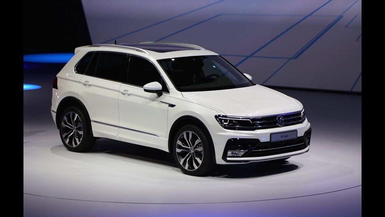 76 Best Review Best Volkswagen Tiguan 2019 Review Concept Redesign and Concept with Best Volkswagen Tiguan 2019 Review Concept