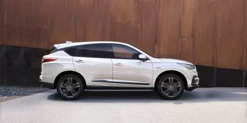 76 Best Review New Rdx Acura 2019 Price Specs Performance and New Engine for New Rdx Acura 2019 Price Specs