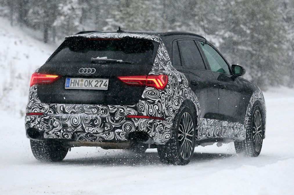 76 Concept of Audi Rsq3 2019 Release Date Exterior by Audi Rsq3 2019 Release Date