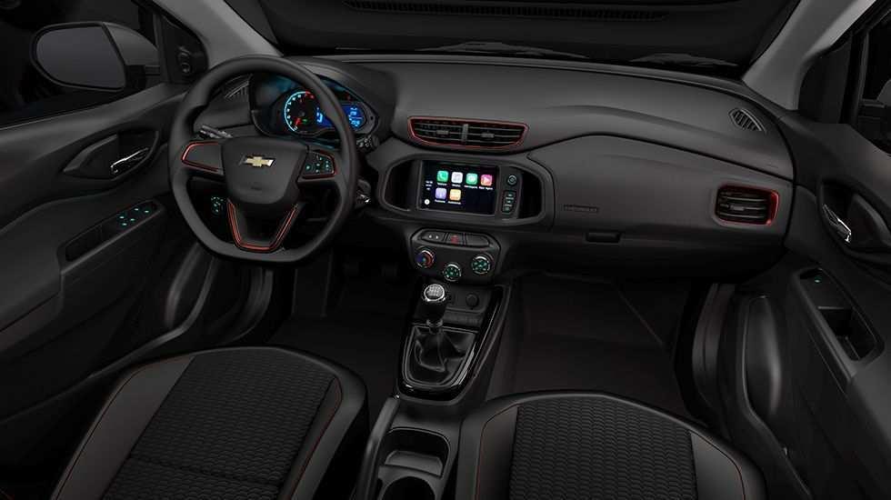 76 Concept of Chevrolet Onix 2019 Interior Redesign and Concept by Chevrolet Onix 2019 Interior