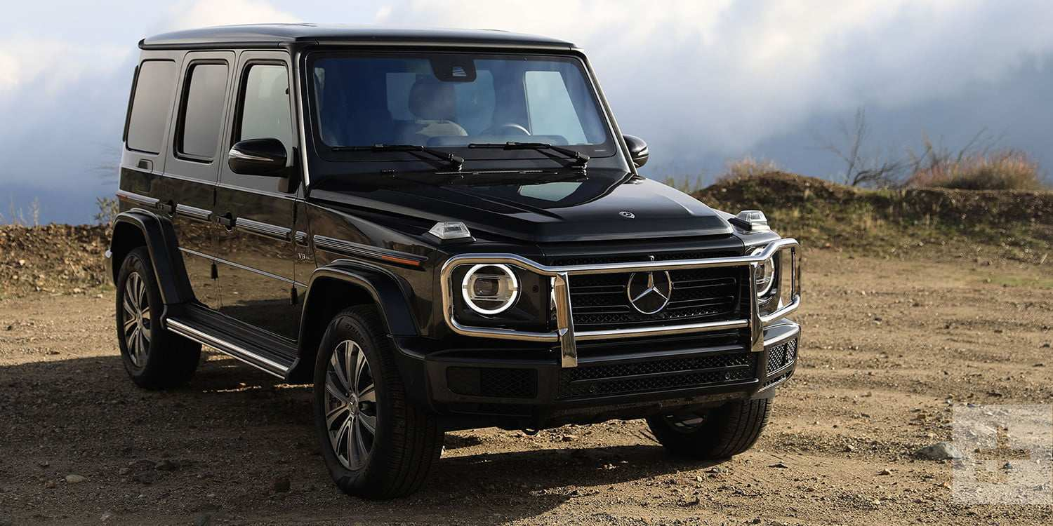 76 Concept of G550 Mercedes 2019 Redesign for G550 Mercedes 2019