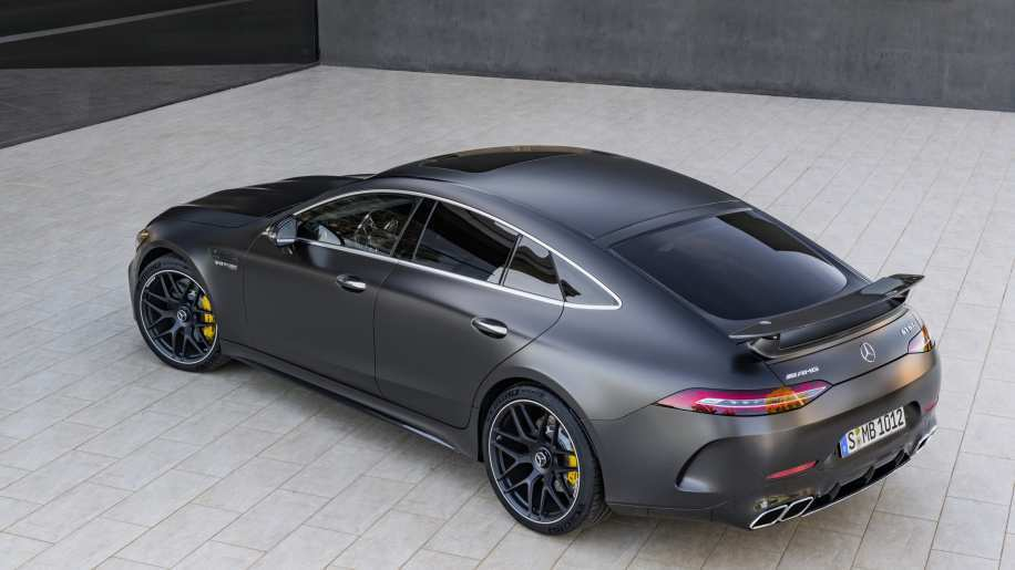 76 Concept of Mercedes 2019 Amg Gt4 Overview for Mercedes 2019 Amg Gt4
