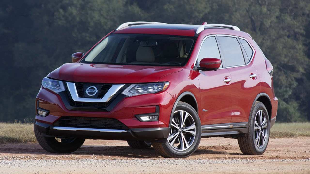 76 Concept of The Nissan 2019 Rogue New Review Interior for The Nissan 2019 Rogue New Review